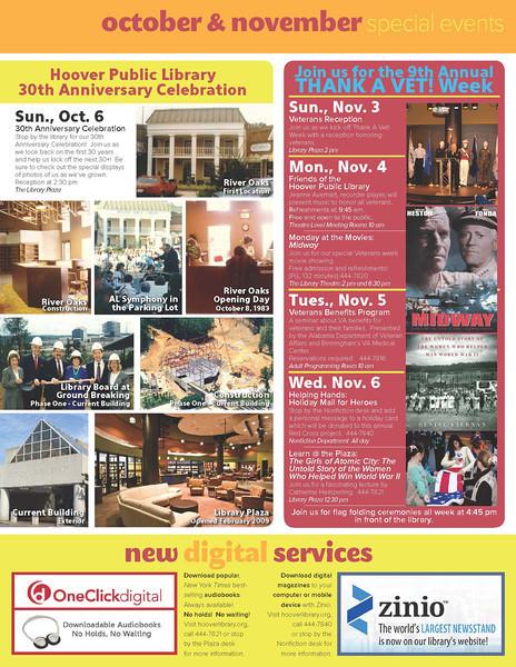 October / November, page 4