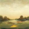 Zen Scene VII-Ridgers, 39x39