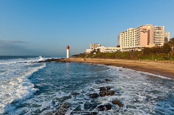 Umhlanga Beach Front. KwaZulu Natal. South Africa