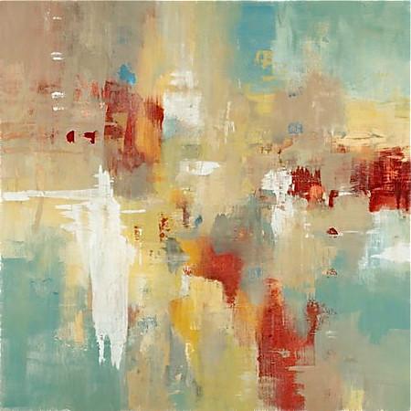 Enjoy the view-Ridgers, 40x40 on canvas