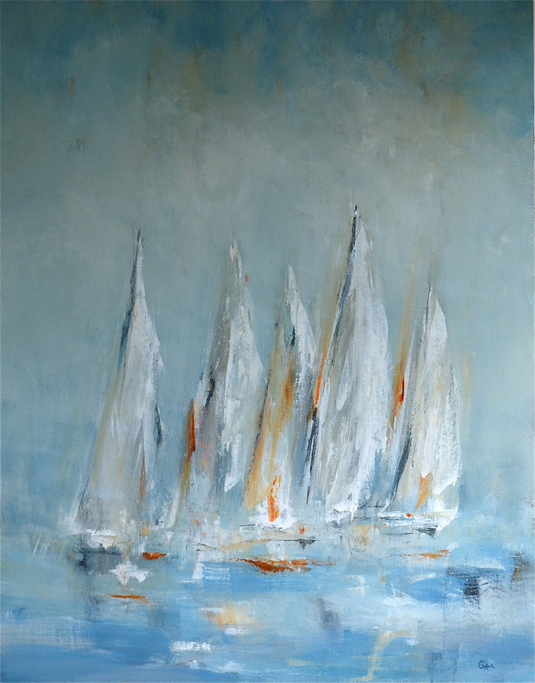 Sailor's Play II-Ridgers, 36x46 on canvas  JPG