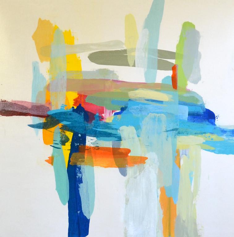 Interaction 1-Hibberd, 40x40 on canvas JPG