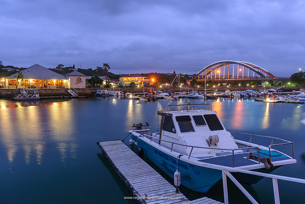 Royal Alfred Marina. Port Alfred. Eastern Cape. South Africa