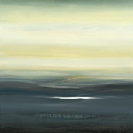 Lands of Serenity II-Ridgers, 40x40 on canvas