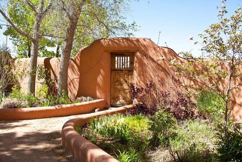 El Rancho de las Golondrinas - entry