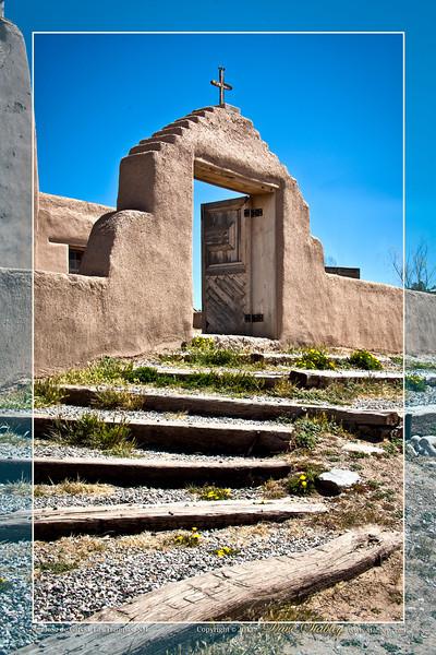 San Jose de Garcia Mission in Las Trampas