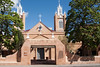 San Filipe de Neri Mission - in the heart of Old Town ABQ.