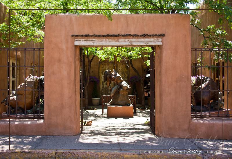 Statue Garden, Santa Fe