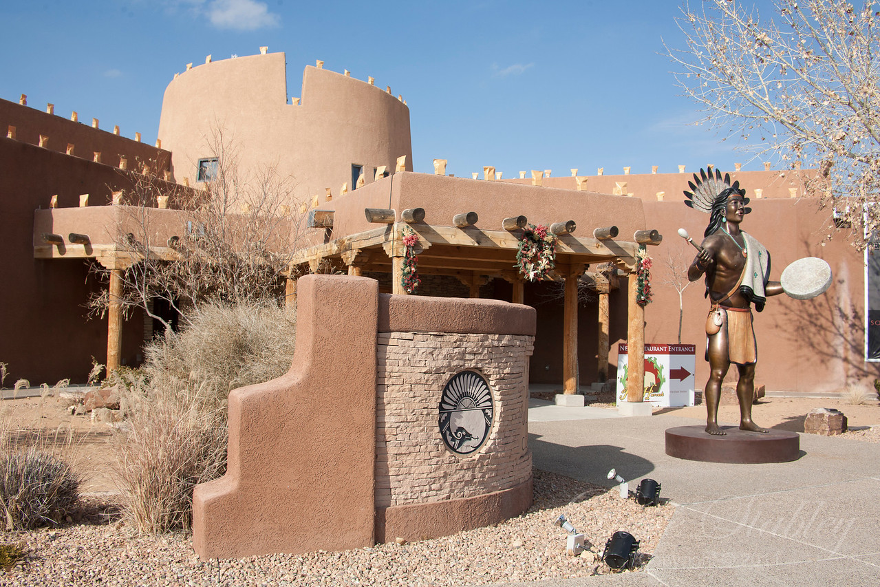 Indian Pueblo Cultural Center - Downtown ABQ