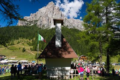 41° Raduno Alpino al Passo Duran
