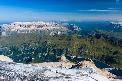 La Marmolada Regina delle Dolomiti