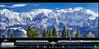 DICEMBRE - Alpi Giulie orientali viste dalle Alpi di Villaco / Villacher Alpe
