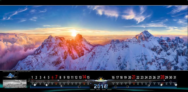 GENNAIO 2018 - Gruppi Montasio-Fuart