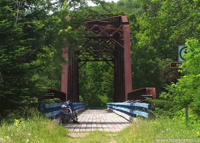 Bridges of Huberdeau County