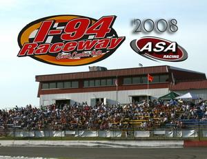 2008 race calendar