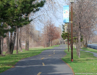Lachine Canal Trail, Montreal