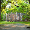 Sheldon Church Ruins<br /> Yemassee, South Carolina