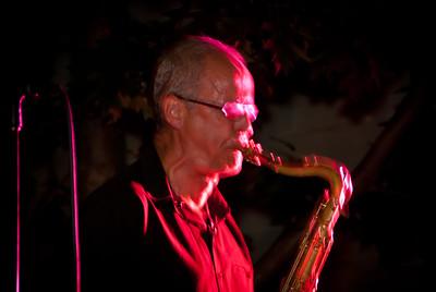 Hot Sax Lick: Beaches Jazz Festival, Toronto