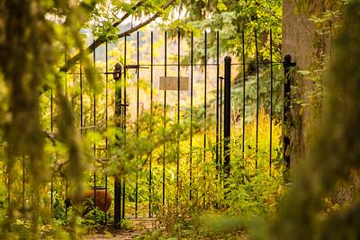 Gateway to the Green Garden