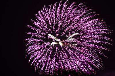 Wobbly Fireworks