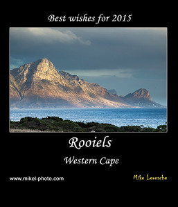 Rooiels 2015 Cover