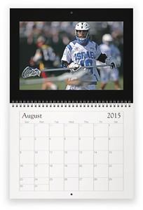 Buy 1, 2 or 3 customized calendars Buy One $40.00 USD Buy Two $75.00 USD Buy Three $100.00 USD