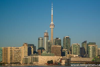 Toronto Skyline 2014