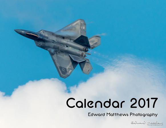 20170101 Calendar 2017 Planes