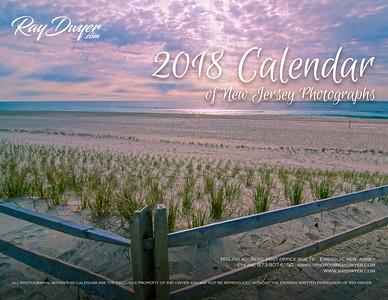 2018 Calendar Cover