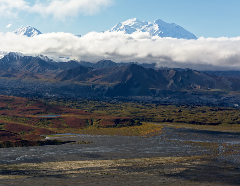Denali - November in 2019 Calendar