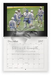 Israel 2020 calendar 12