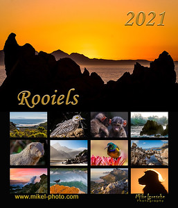 Rooiels 2021 Cover