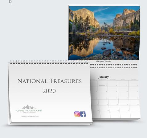 2020 Calendar Preview
