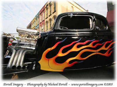 Depot Town Hot Rods 2006 Photography Calendar