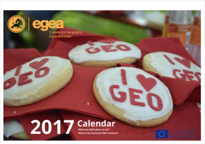 EGEA Calendar 2017: Best Memories