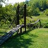 Foot Bridge near US33<br /> West Virginia