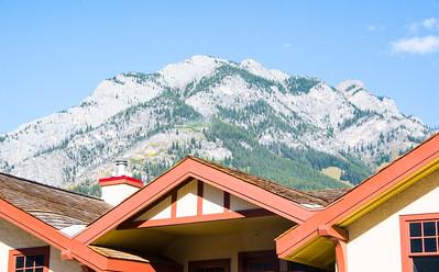 Peaks in Banff