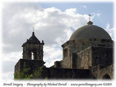 Religious San Antonio Architecture 2006 Calendar