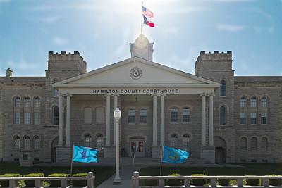 Hamilton Courthouse