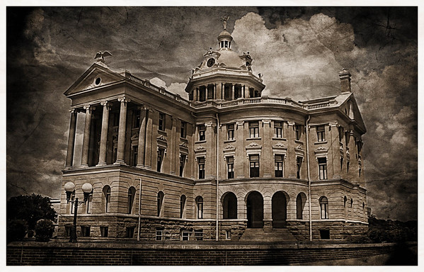 Harrison County Courthouse ii