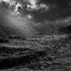 """Spirit in the Sky <br /> October <br /> <br /> Rannoch Moor, Glencoe, Scotland<br /> <br /> """"In three words I can sum up everything I've learned about life. It goes on.""""<br />  Robert Frost"""