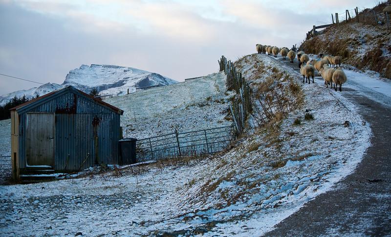 December <br /> Island of Skye, Scotland<br /> February 19 2012