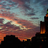 July <br /> The Superman Building, Providence, RI <br /> January 6 2012 <br /> <br /> <br /> 1/6/2012 - Finally a picture worthy of posting - from my office window, a spectacular sunset.