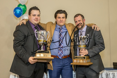 "Hayden Ursulak receives both ""Players' Player""  and ""Top Plus/Minus"""