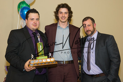 Outstanding Defenceman goes to Mark Drohan