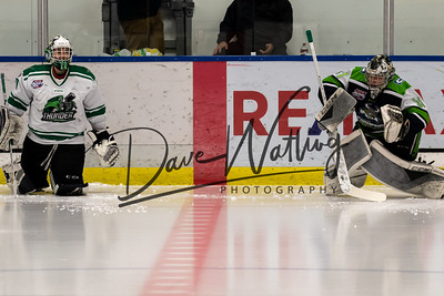 Drayton Valley Thunder @ Calgary Canucks, Friday Nov, 15, 2019.