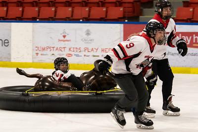 Calgary Canucks host Drumheller Dragons, Sun, Dec 1, 2019