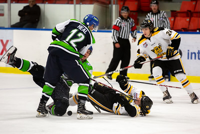 Calgary Canucks vs Olds Grizzlys