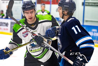 Calgary Canucks at Canmore Eagles