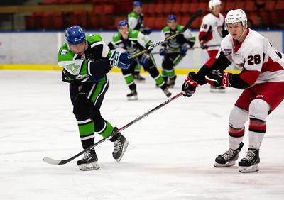 Calgary Canucks host Camrose Kodiaks